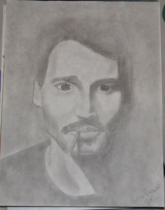 Johnny Depp by anotherPurewal
